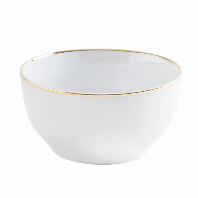 Miska porcelanowa KAHLA MAGIC GRIP DINER LINE OF GOLD 1,7 l