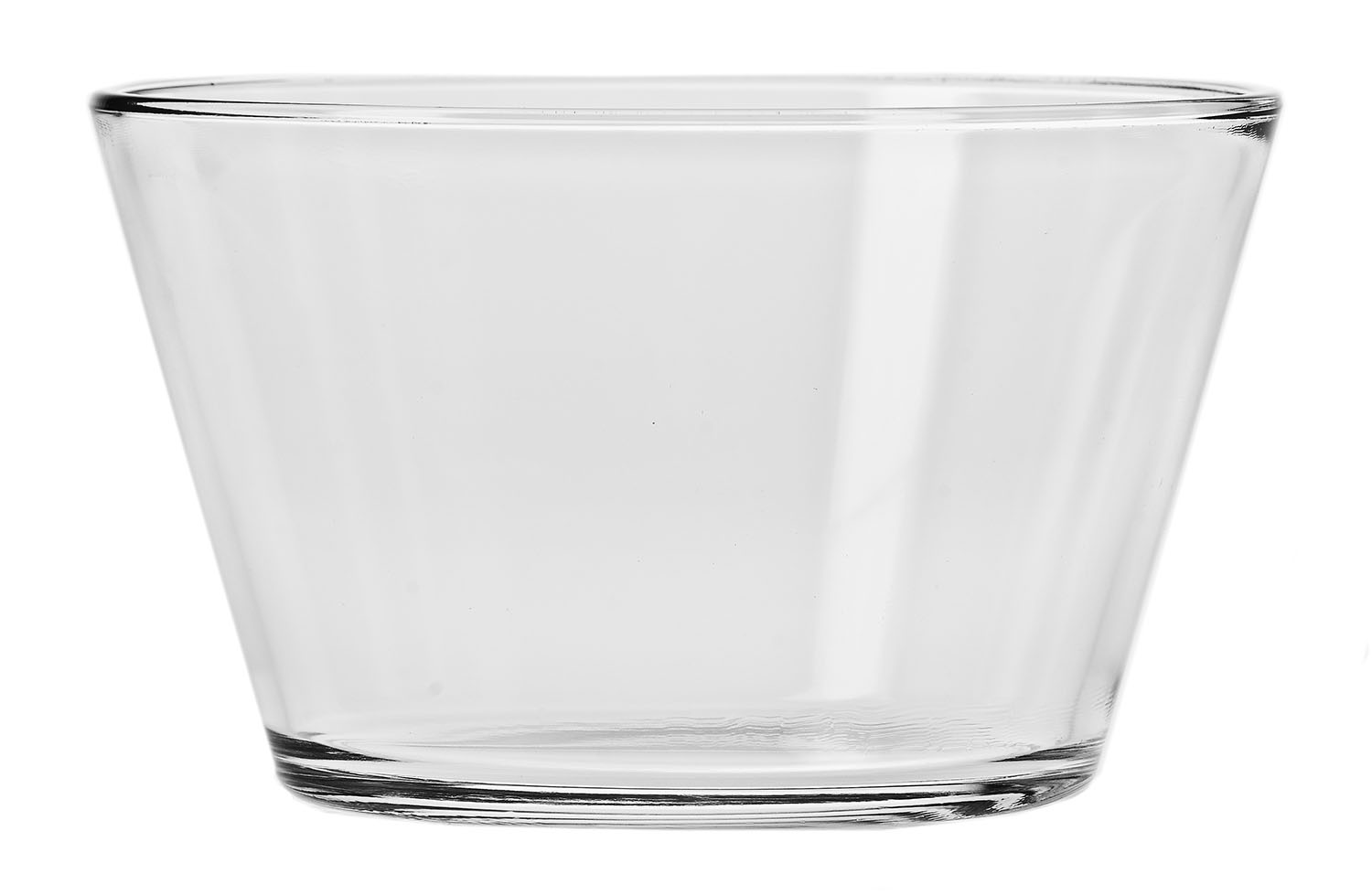 Miska / Salaterka szklana KROSNO BASIC GLASS 1,3 l