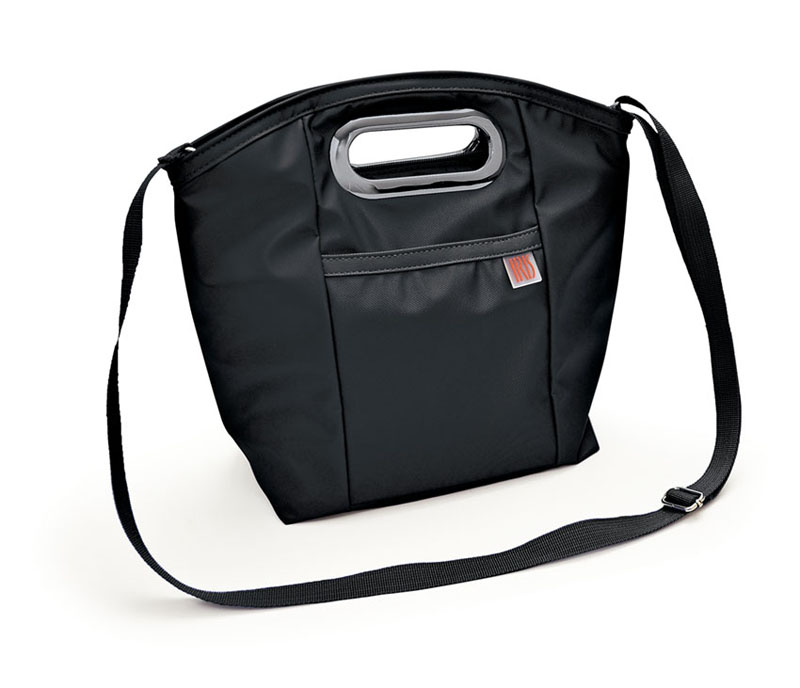 Torba na lunch IRIS LADY LUNCH BAG CZARNA